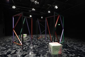 <i>a setup</i>, 2015