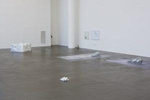 <i> finalmente solo / enfin seul</i>, 2014 </br>  installation view, MA*GA museo arte gallarate, gallarate