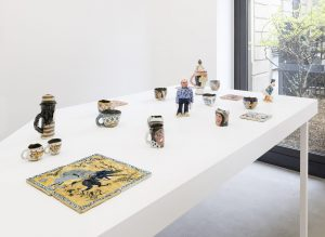 <i>magdalena suarez frimkess</i>, 2016 </br> installation view, kaufmann repetto, milan