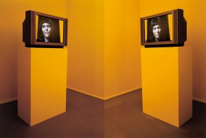<i>double karen (close to you)</i>, 1997/2000