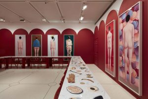 <i>dinner for 24 sheep</i>, 2017