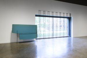 <i>thea djordjadze, </i> 2014 </br>installation view, mit list visual arts center, cambridge
