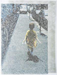 fountain, 1999 (detail)
