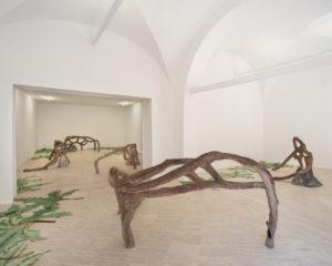 <i>romance</i>,  2019 </br> installation view, fondazione memmo, Rome