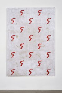pattern portrait (cyclist), 2014