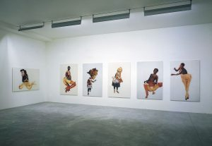 <i> rainbow series</i>, 1996
