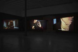 <i>sue proprie mani</i>, 2015 </br> installation view, maxxi, rome