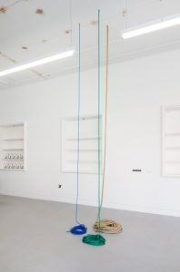 <i>a needle walks into a haystack</i>, 2014 