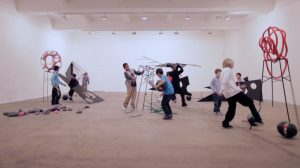<i>boys and sculpture</i>, 2012