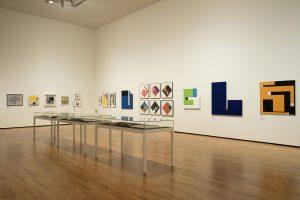 <i>bruno munari: keeping the childhood spirit</i>, 2018 </br> installation view, the museum of modern art, hayama