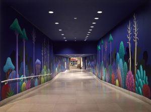 <i>pathway</i>, 2016 </br> installation view, dallas museum of art, dallas