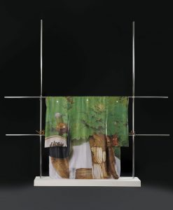 <i>wild food kimono</i>, 2012 