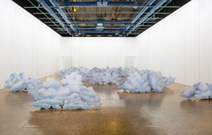 <i>l'air du temps</i>, 2014 </br>  installation view, prix marcel duchamp 2013, centre pompidou, paris