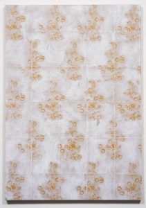 pattern portrait (widow), 2014