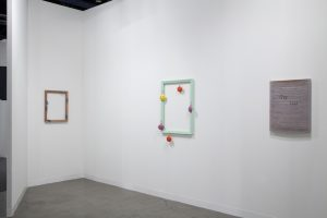 kabinett, installation view, art basel miami beach, 2014