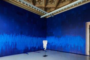 <i>the illusion of light</i>, 2014 </br> installation view, palazzo grassi, venice