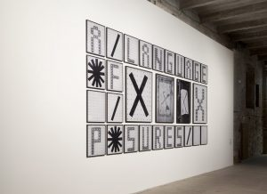 <I>from the electric comma series (a.l.n.g.u.e.*.f.x.p.s.r.)</I>, 2011