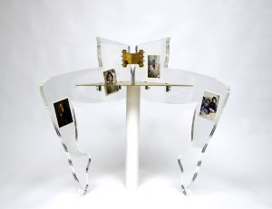 <i>leg chair (john travolta)</i>, 2010 
