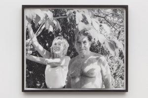 <i>parents/trees</i>, 2014 </br> silver gelatin print, 53,8 x 65,4 x 3 cm / 21.2 x 25.7 x 1.2 in