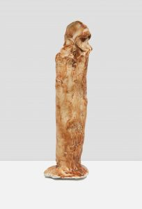 <i>cloaked figure</i>, 2009