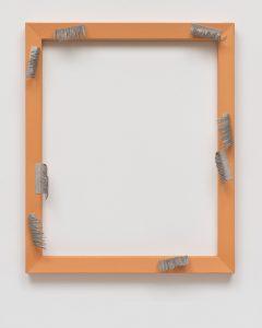 <i>untitled</I>, 2014 </br> oil on canvas on poplar </br> 63,5 x 48,3 x 3,8 cm / 25 x 19 x 1.5 in