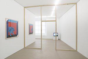 <i>some end of things</i>, 2013 </br> installation view, museum fur gegenwartskunst, basel