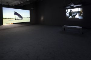 <i>lives in transit</i>, 2013 </br>  installation view, jeu de paume, paris