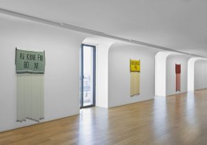 <i>in situ - 1: andrea bowers</i>, 2014