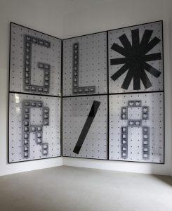 installation view, berlin biennial, berlin, 2010
