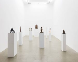 <i>standing figures</i>, 2016