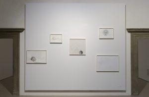 <i>INIZIARE UN TEMPO</i>, 2018 </br> installation view, museo novecento, florence
