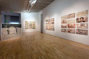 lives in transit, installation view, jeu de paume, paris, 2013