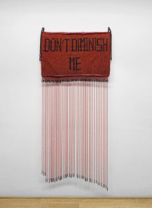 <i>don't diminish me</i>, 2014