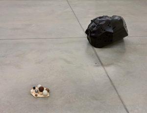 <i>principio con testimone (beginning with witness)</i>, 2008 </br> installation view, collezione maramotti, reggio emilia