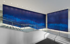 <i>hammer project: latifa echakhch</i>, 2013 </br> installation view, the hammer museum, los angeles
