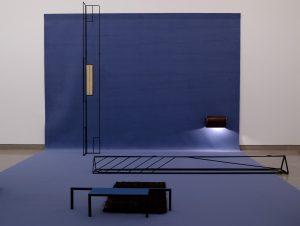 <i>casualities</i>, 2011 </br> installation view, musée d'art contemporain de nimes, nimes