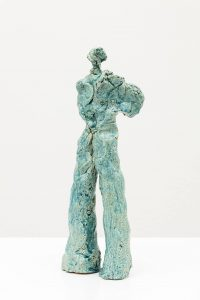 <i>walking man</i>, 2010