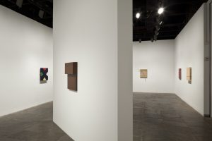 <I>bologna meissen</I>, 2011 </br> installation view, whitney museum of american art, new york