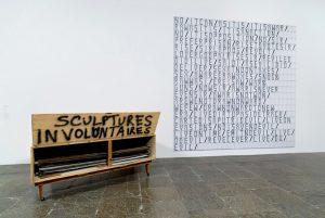 installation view, whitney biennial, new york, 2008