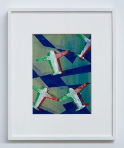 <i>composizione</i>, 1930s </br> mixed media on paper, 29,8 x 21 cm / 11.7 x 8.3 in