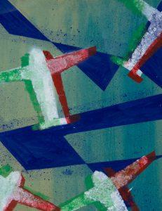 <i>composizione</i>, 1930s </br> (detail)