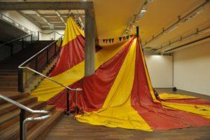 <i>goodbye horses</i>, 2012 </br> installation view, kunsthaus zurich, zurich