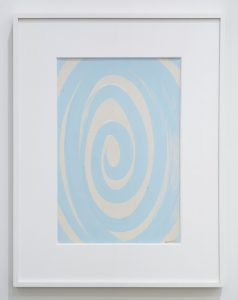 <i>spirale azzurra (light blue spiral)</i>, 1938