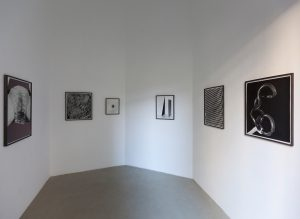 <i>marking</i>, 2011 </br> installation view, kaufmann repetto, milan
