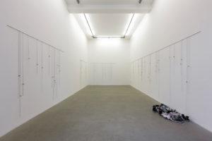 <i>verso</i>, 2012</br>installation view, kaufmann repetto, milan