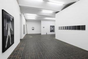 a graphic tone, installation view, kaufmann repetto, milano, 2019
