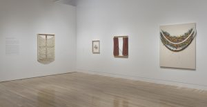<I>all of this and nothing</I>, 2011 </br> installation view, hammer museum, los angeles