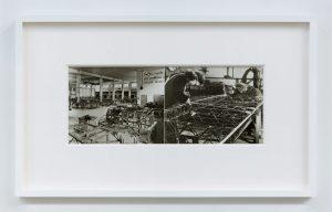 <i>senza titolo (untitled)</i>, 1932-33 </br> photocollage, 31 x 38 cm / 12.2 x 15 in