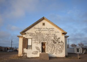 <i>nothing beside remains</i>, 2011