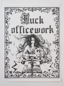 <i>fuck officework</i>, 2011